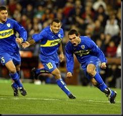 Boca Juniors - Carlos Alberto Tevez 5