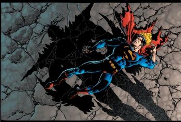 Eventos Importantes: La Muerte de Superman [1992] Supermandoomsdaycolor